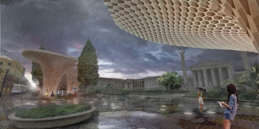51380fc2b3fc4bfdb3000038_re-think-athens-competition-entry-abm-arquitectos_view_trylogy_square_human-528x264