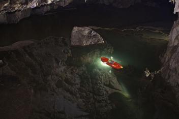 Tham Lod Cave, Thailand Image credits: John Spies