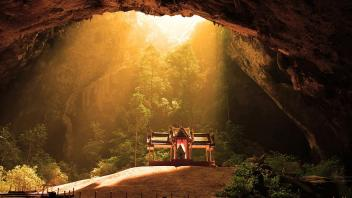 Phraya Nakhon Cave, Thailand Image credits: Wasitpol Unchanakorrakit