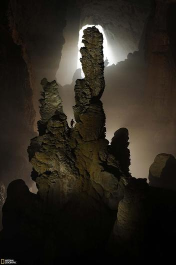 Son Doong Cave, Vietnam Image credits: National Geographic