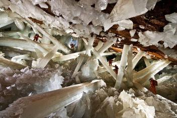 Naica Mine, Mexico Image credits: nicole_denise