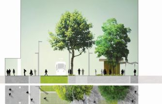 Re-Think Athens Winning Proposal by OKRA